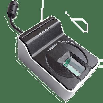 دستگاه اثر انگشت فوترونیک کارتخوان