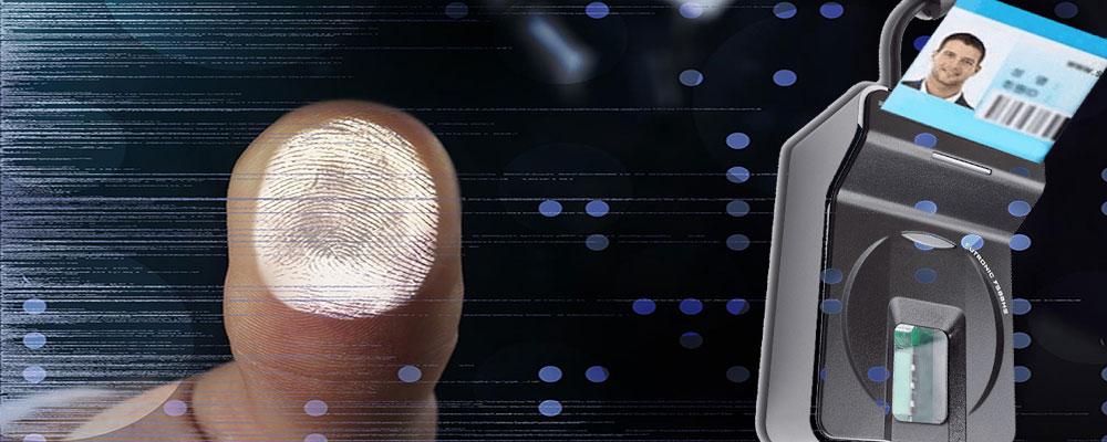 اسکنر اثر انگشت فوترونیک- در حال بهره برداری در دفاتر اسناد رسمی، دفاتر ثبت احوال، پلیس +10، بانک ها و ...