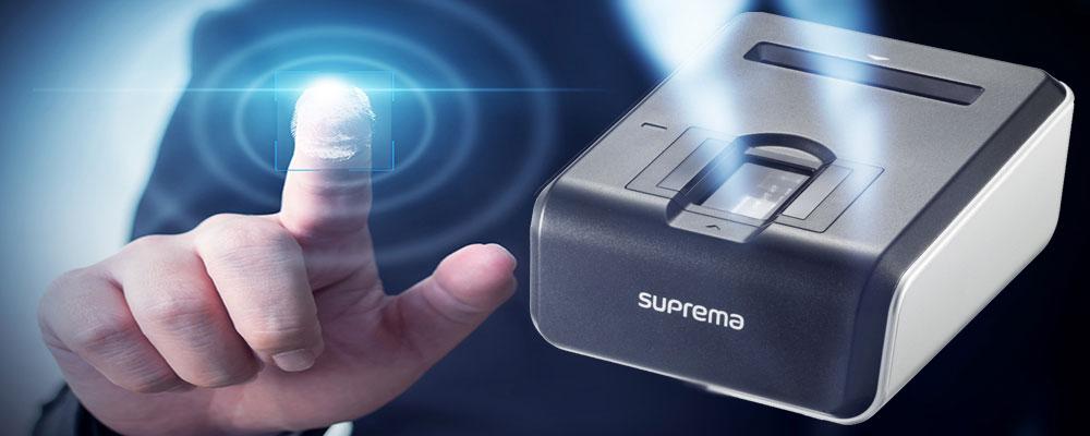 اسکنر اثر انگشت سوپریما- در حال بهره برداری در دفاتر اسناد رسمی، دفاتر ثبت احوال، پلیس +10، بانک ها و ...
